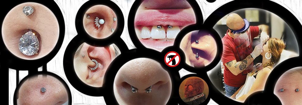 Mr.Canale Professional Body Piercer
